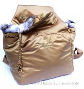 Luxus Hundetasche Lifter Rucksack