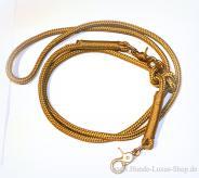 Hundeleine Gold Rope Seemannsleine