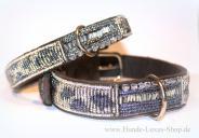 Halsband Panthera Love grau