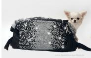 Hundetasche Masterpiece Swarovski
