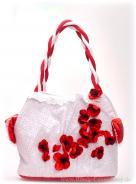 Luxus Hunde Handtasche Frühling